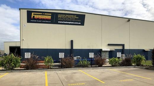 Fusion electrofusion products Australia